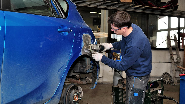 Кузовной ремонт авто своими руками